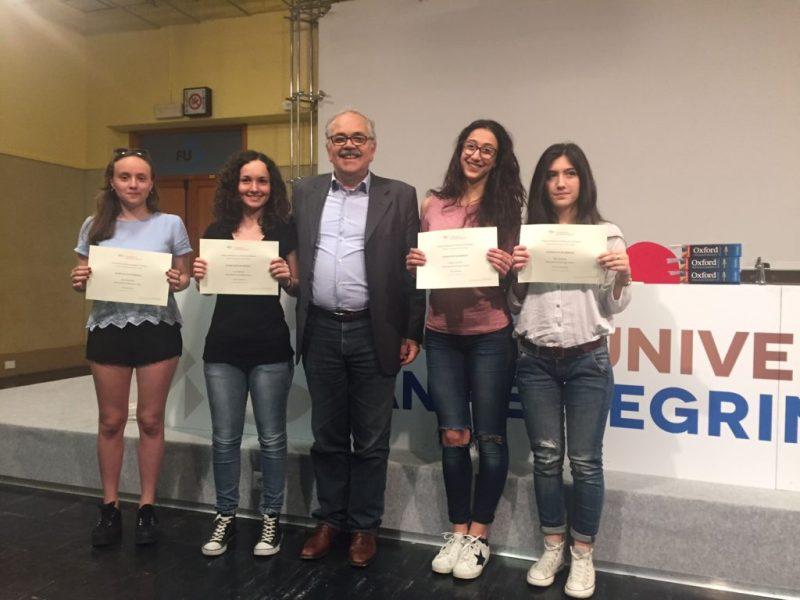 Quattrocento studenti al Premio per la traduzione San Pellegrino 2016