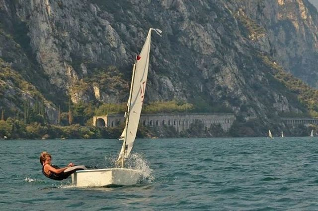 Marco Gambelli (Senigallia Vela) ad un passo dai campionati europei