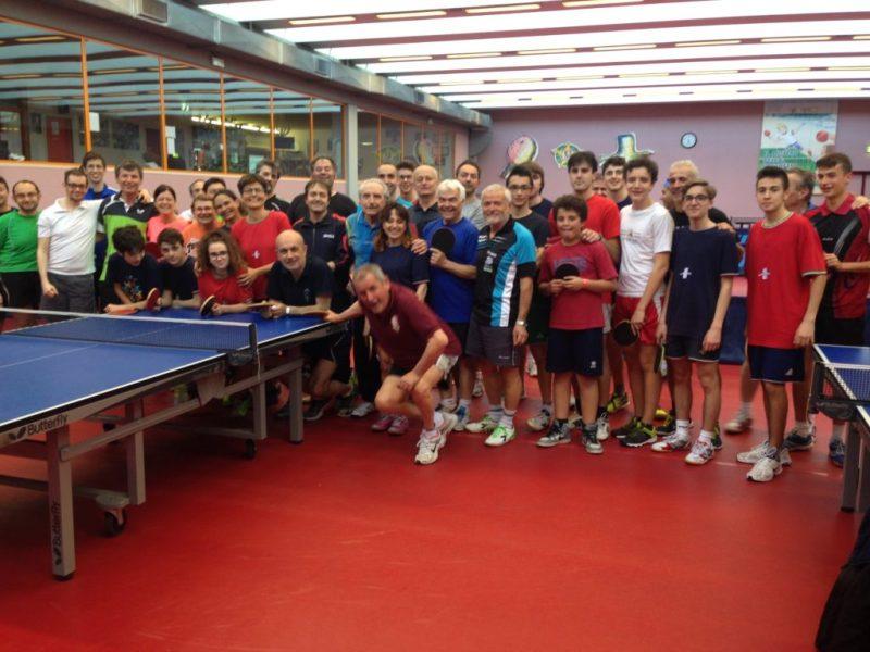 Tennistavolo, continua il 4° torneo Amici del TT. Senigallia