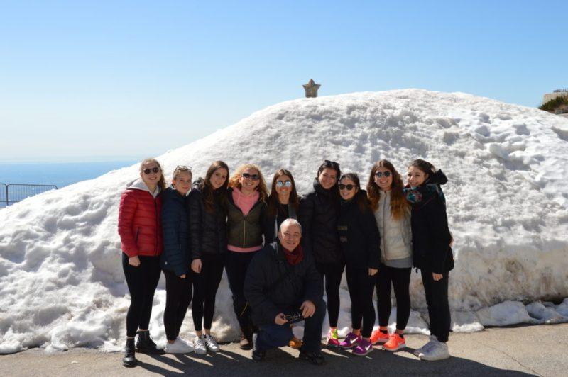 I liceali di Urbino sulle trincee delle cosiddetta Grande Guerra