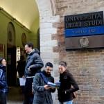 All'Università di Urbino Carlo Bo il primo posto nazionale