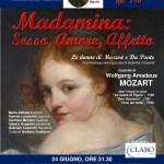 Mozart e i segreti amorosi delle donne