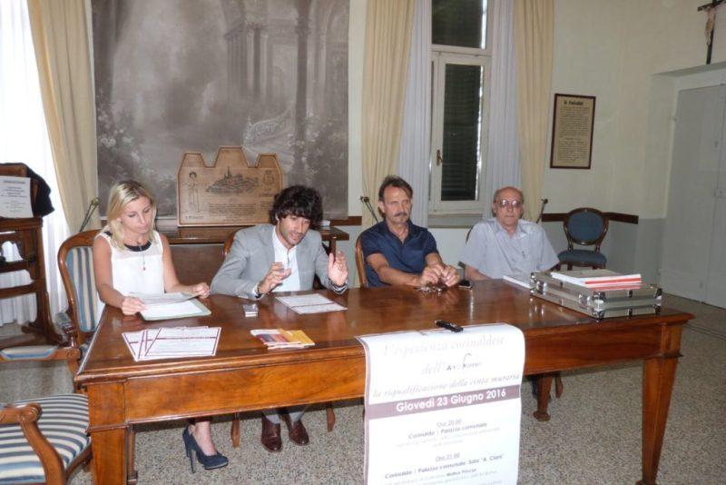 Dall'imprenditore Giuseppe Bacchiocchi 100 mila euro per il recupero delle mura di Corinaldo
