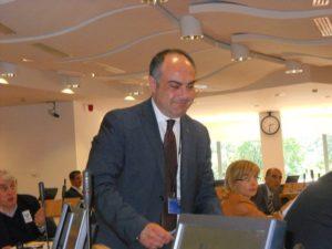 """Massimo Bello: """"Solidarietà ai militari della Stazione dell'Arma dei Carabinieri di Ostra Vetere"""""""