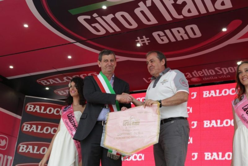 Fano e Pesaro si candidano per il Giro d'Italia 2017