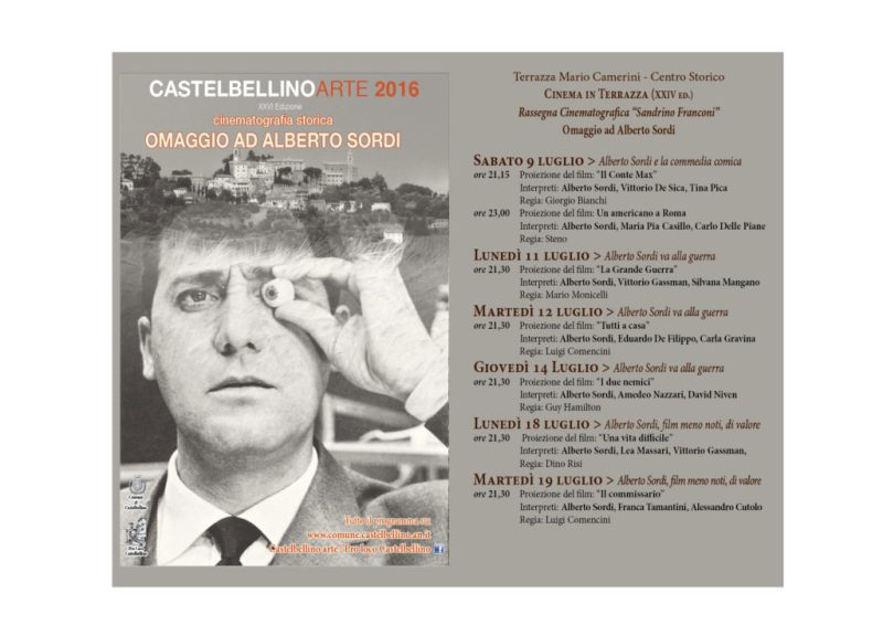 Al via la 26^ edizione di Castelbellino Arte