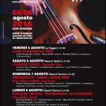 Il Corinaldo Jazz festeggia la diciottesima edizione