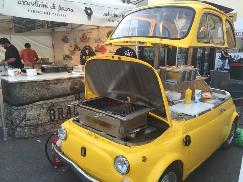 Cibo di strada, il meglio con Streetfood a Falconara