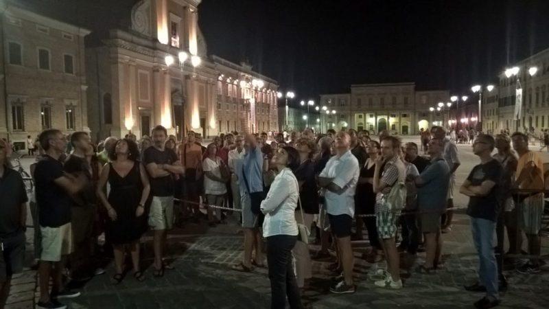 """Successo a Senigallia per le visite guidate del programma """"La piazza racconta"""""""