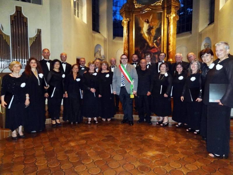 A Monaco un successo per il Coro Jubilate di San Lorenzo in Campo