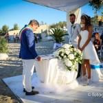 Per la prima volta a Fano celebrato un matrimonio sulla spiaggia