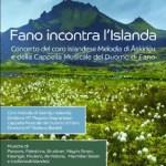 A Fano concerto straordinario del Coro islandese Melòdia di Askirkju