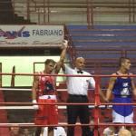 Ottime prove dei pugili dell'Audax di Fano al torneo regionale di Fabriano