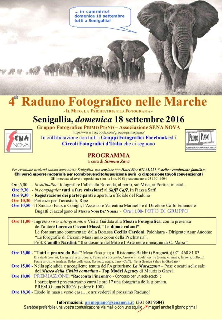 A Senigallia il 4° raduno fotografico nelle Marche