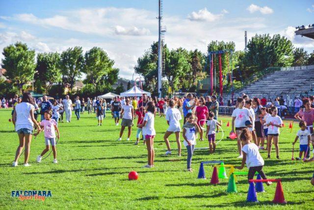 Lo sport torna in vetrina con il Falconara Sport Day