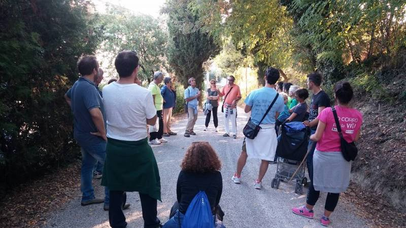 Sentieri di racconti, nuove iniziative nelle campagne del Senigalliese