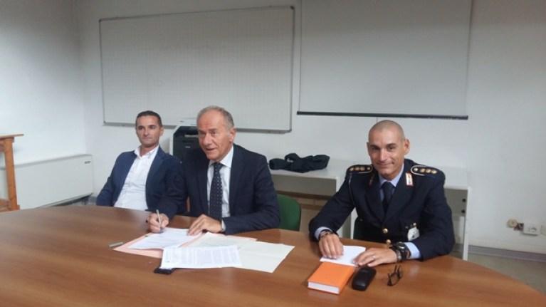 FALCONARA / Nuovo comandante, nuovi mezzi e nuovi agenti per la Polizia locale