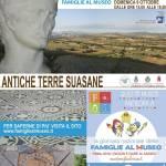 CASTELLEONE / Famiglie al Museo, c'è anche l'Archeologico della Città Romana di Suasa