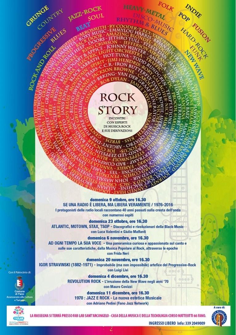 Alla Casa della Musica di Fano il secondo incontro con Rock Story: si parla di Black Music