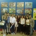 SENIGALLIA / Il Rotaract Club visita a Palazzo ducale la mostra di Topolino