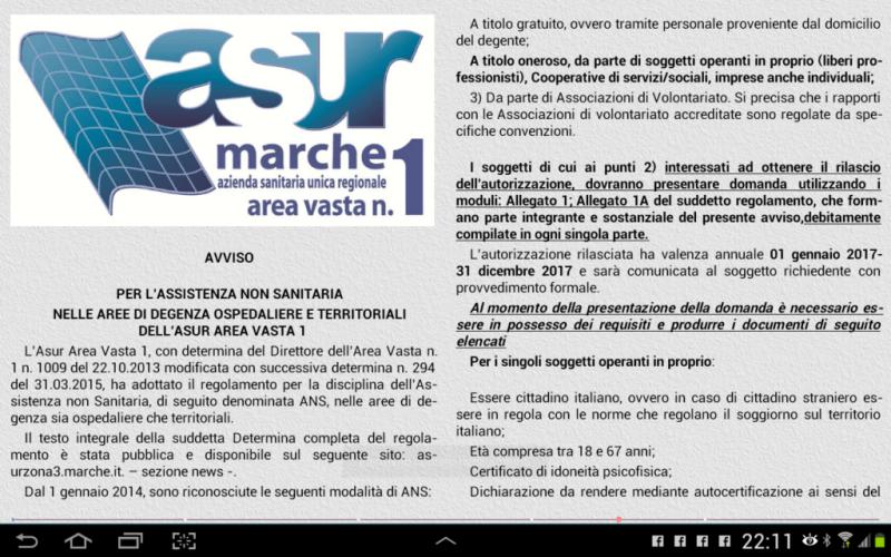 """Ceccarelli: """"Nuova penalizzazione per la Rsa di Mondolfo"""""""