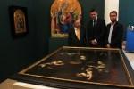 """E' arrivata a Senigallia la """"Vergine delle rocce"""" di Leonardo Da Vinci"""
