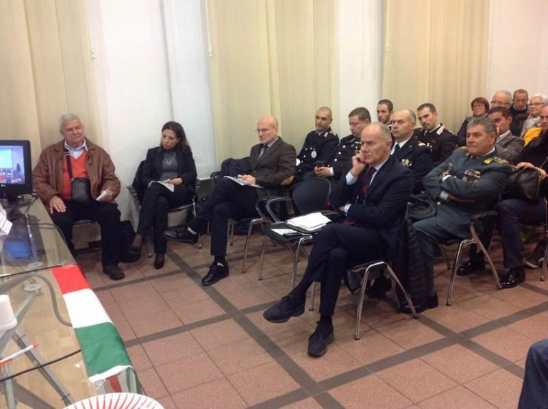 FALCONARA / Piena soddisfazione per la riuscita del convegno su mafia e corruzione