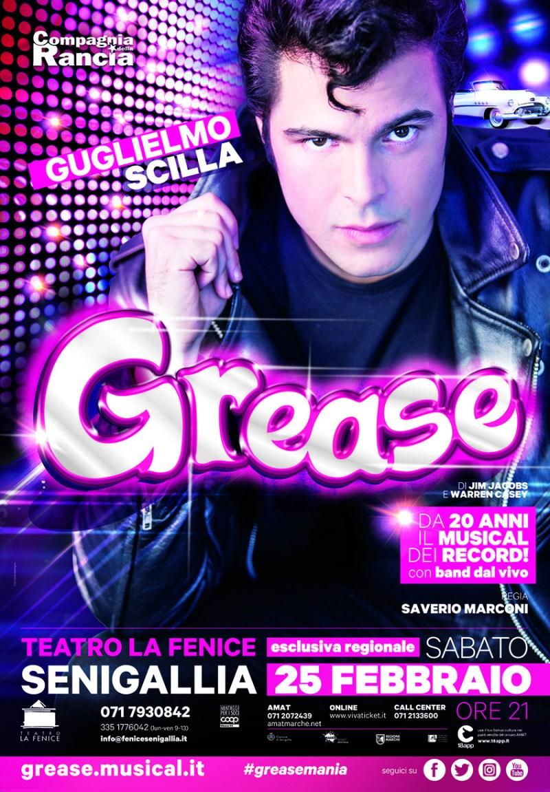 Grease, il musical dei record, festeggia i 20 anni con uno spettacolo a Senigallia
