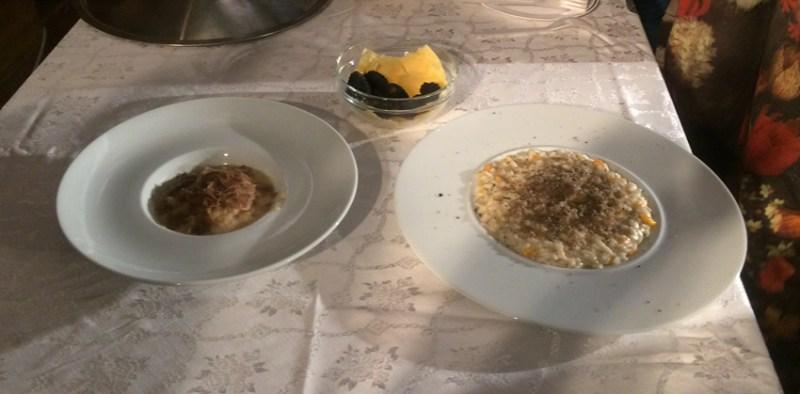 Con Marco Stabile una immersione nel mondo della cucina al profumo di tartufo