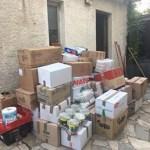 SENIGALLIA / Emergenza terremoto, nuova raccolta di prodotti del Comitato Possibile Max Fanelli