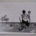 """SENIGALLIA / I """"Fantasmi"""" di Susan Vici hanno fatto centro alla Via Granda Art Caffè"""