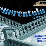 """SENIGALLIA / Al Teatro Nuovo Melograno va in scena il musical """"Cenerentola"""""""