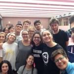 SENIGALLIA / Anche gli studenti del Liceo Classico al Centro Olimpico di tennistavolo