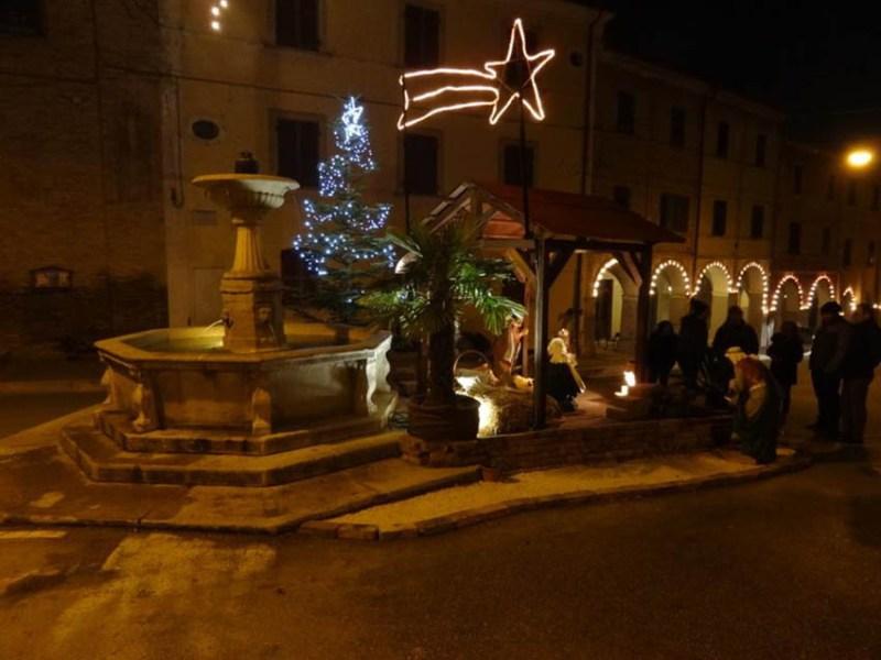 A San Lorenzo in Campo si gusta un grande Natale