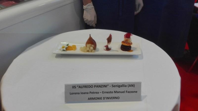 SENIGALLIA / A Longarone un meritato terzo posto per il Panzini al concorso nazionale di gelateria