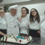 """SENIGALLIA / Dai ragazzi del Panzini una torta da ricordare: la """"Madama Butterfly"""""""