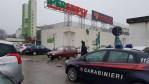 Tre rumeni arrestati dai carabinieri dopo un furto al King Sport di Senigallia
