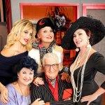 PERGOLA / Laurito, Clery, Bouchet e D'Angelo in scena giovedì con «Quattro donne e una canaglia»