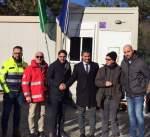 LE MARCHE DA RICOSTRUIRE / Consegnati al sindaco di Pieve Torina 11.000 euro raccolti a Marotta e Mondolfo