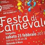SENIGALLIA / Sabato alla Rotonda il Carnevale solidale della Consulta del Volontariato