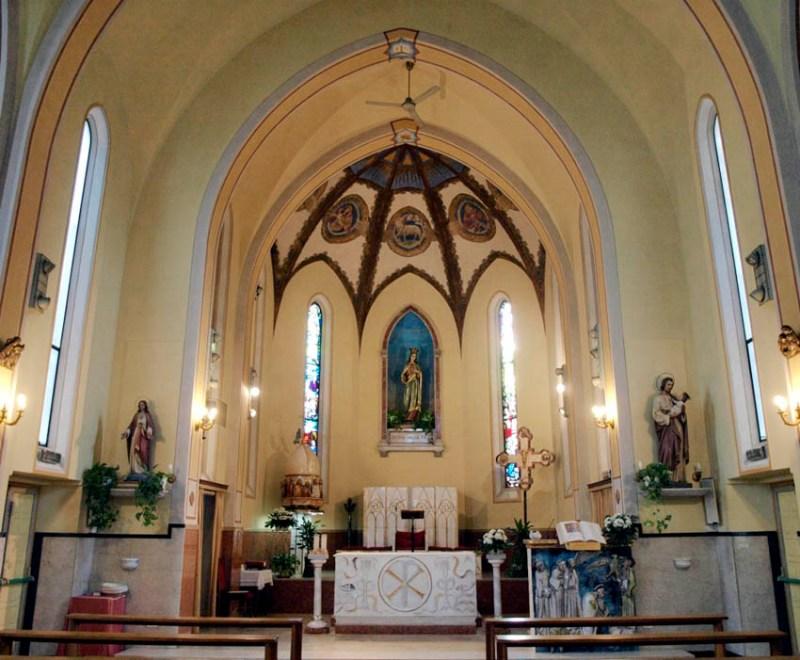 SENIGALLIA / Una nuova veste per la Chiesa di Santa Maria della Pace