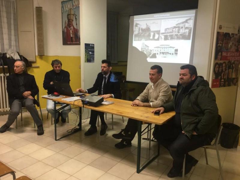 """SENIGALLIA / """"Nell'area dell'ex Arena Italia uno spazio di incontro e di insediamento di nuove attività commerciali"""""""