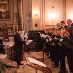 Concerto del Coro Polifonico David Brunori di Moie all'Abbazia di San Firmano