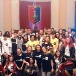 SENIGALLIA / Ricevuti in Comune gli studenti di Norcia ospiti del Panzini per un progetto post-sisma