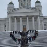 SENIGALLIA / Esperienza entusiasmante in Finlandia per cinque studenti del Liceo Perticari