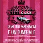"""Sabato a San Marcello replica della commedia di Laboratorio a Scena Aperta di Ostra """"Quattro matrimoni e un funerale"""""""