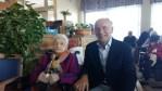 FALCONARA / Il sindaco Brandoni porta gli auguri della città alla centenaria Agata Clementi