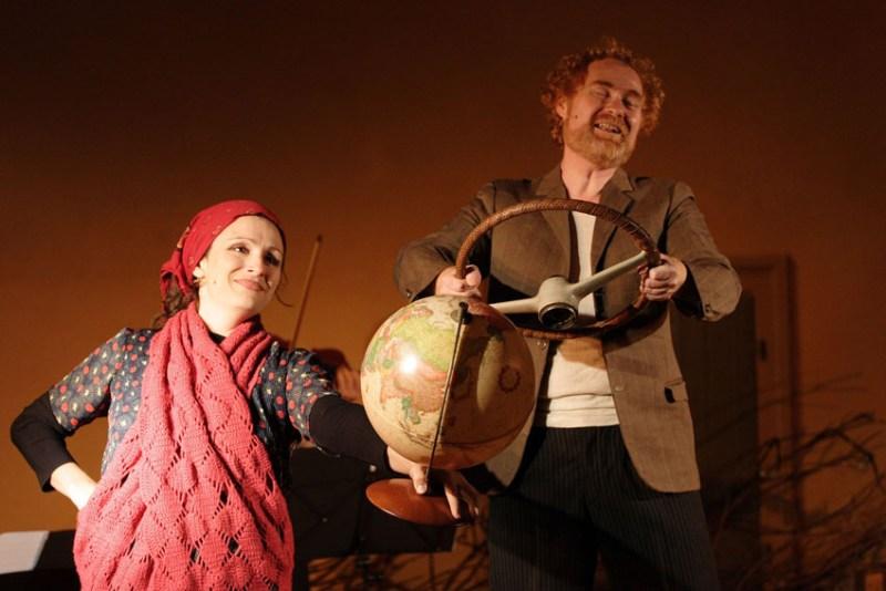 Una delle vicende più intense della Resistenza va in scena al Teatro Misa di Arcevia