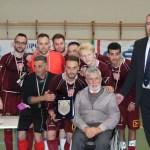 Calcio a 5 B2/3 ipovedenti, Fano campione d'Italia