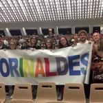 SENIGALLIA / La Pace ha un volto giovane, anche con gli studenti del Corinaldesi
